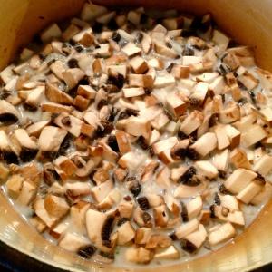 Mushroom Broccoli Casserole 3