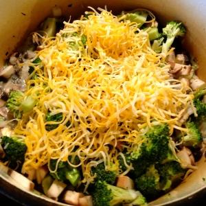 Mushroom Broccoli Casserole 5